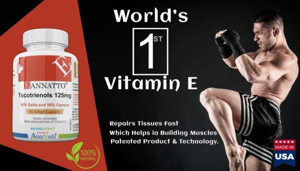 World's best vitamin E